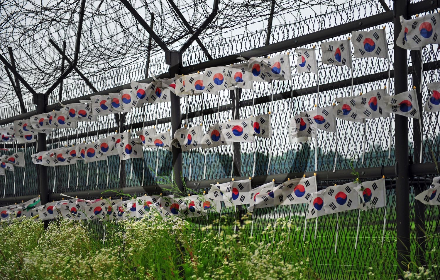 <i>Korean Border, DMZ (South Korea)<i>