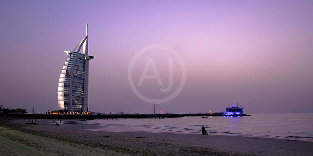 <i>Burj al Arab, Dubai (UAE)</i>