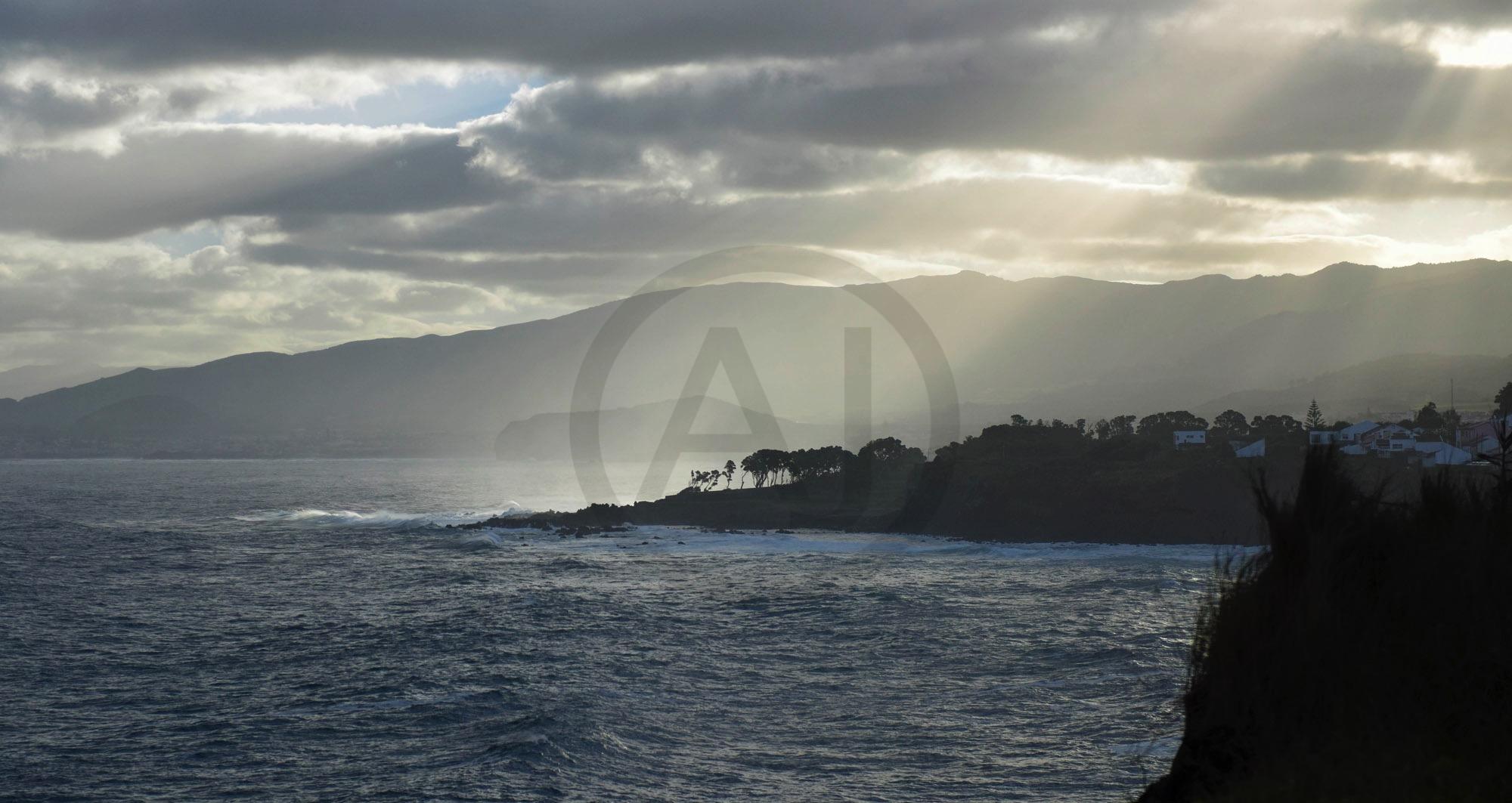 <i>Rabo de Peixe, Açores (Portugal)<i>