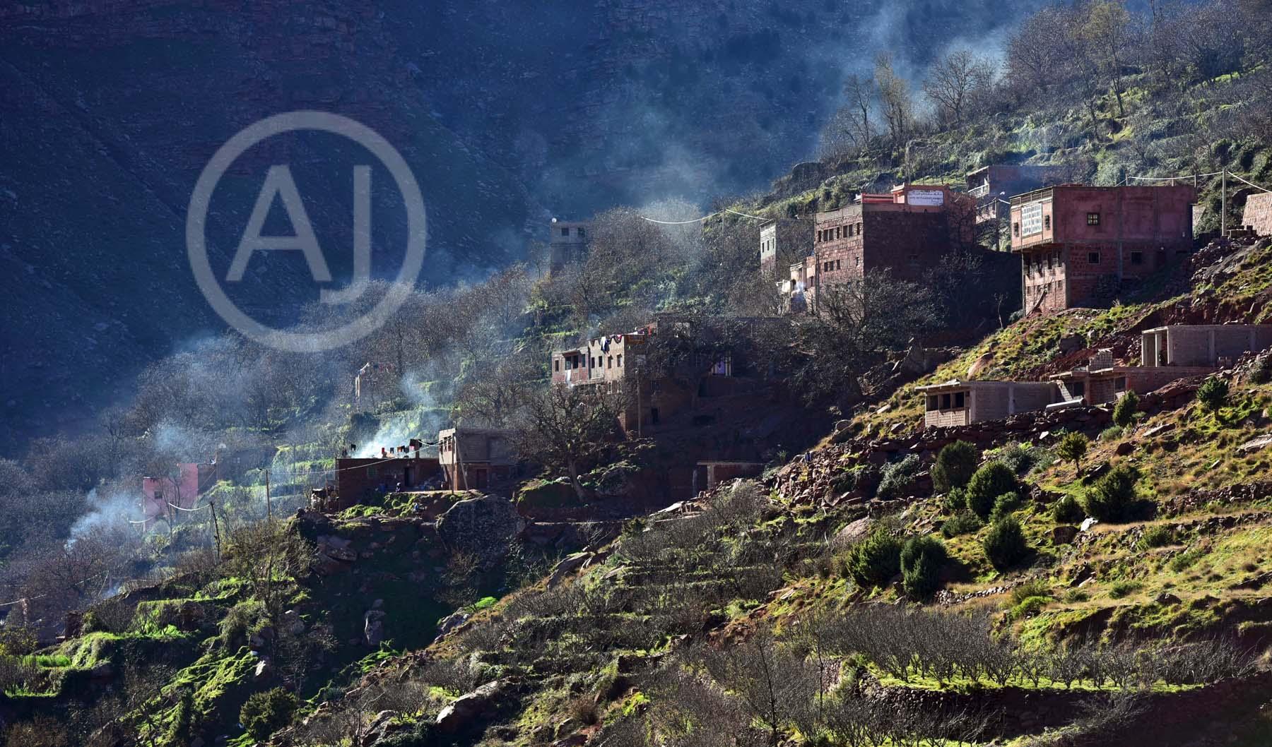 <i>Oukaïmeden (Morocco)<i>