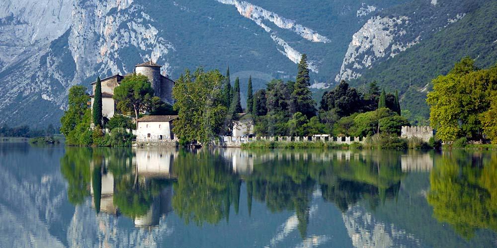 <i>Toblino, Italien<i>