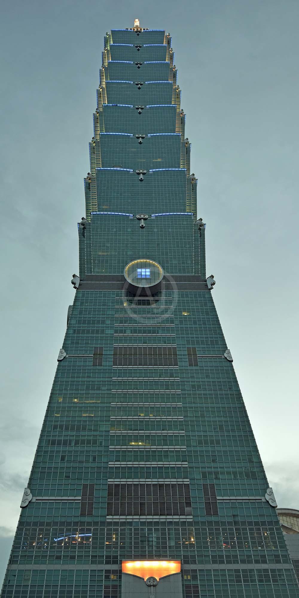 <i>Taipei 101, Taipei (Taiwan)<i>