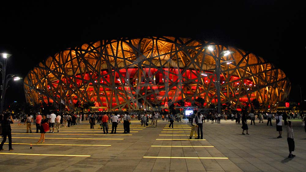 <i>Olympic Stadium, Beijing (China)<i>