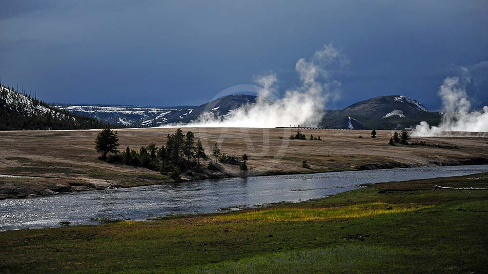 <i>Yellowstone National Park, Wyoming<i>