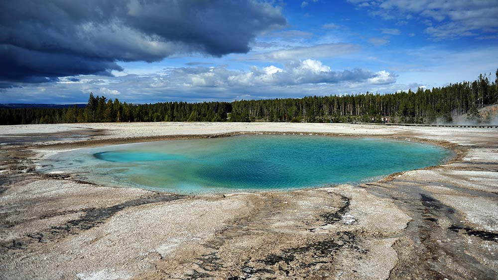 <i>Yellowstone National Park, Wyoming (USA)</i>