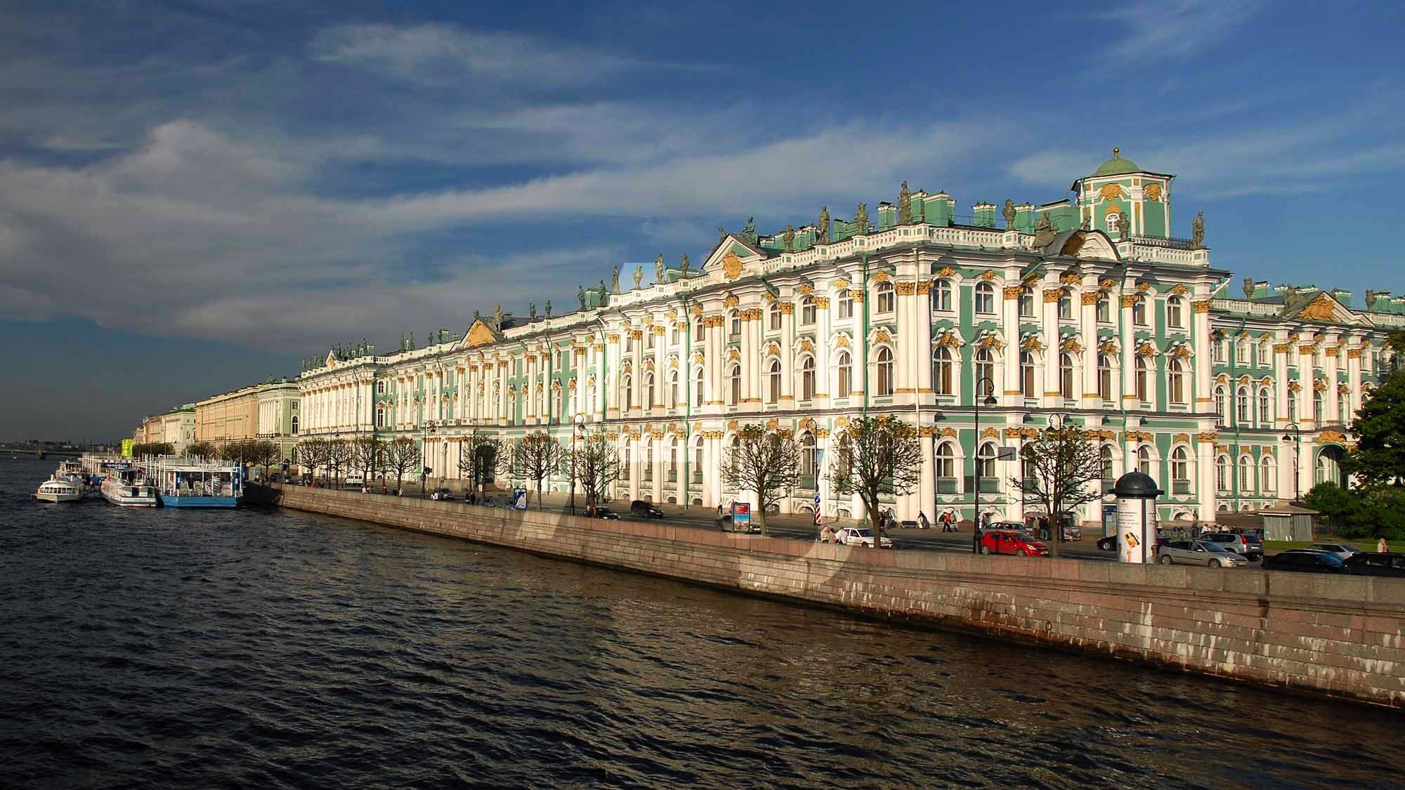 <i>Eremitage, Sankt Petersburg (Russia)</i>